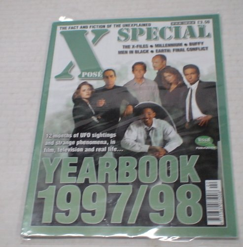 X-pose Magazine Special #2 Milliennium X-files David for sale  Delivered anywhere in USA