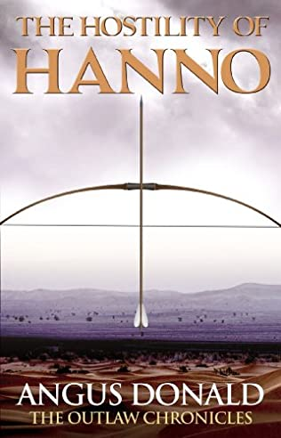 book cover of The Hostility of Hanno