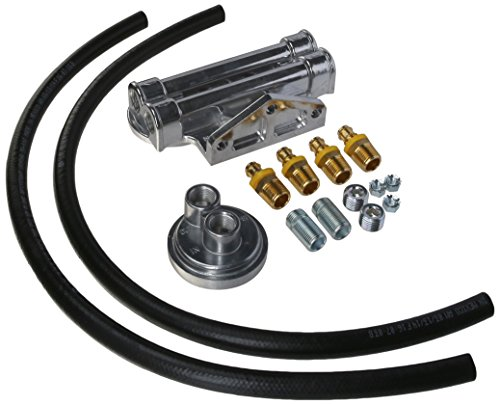 Top Oil Filter Relocation Kit