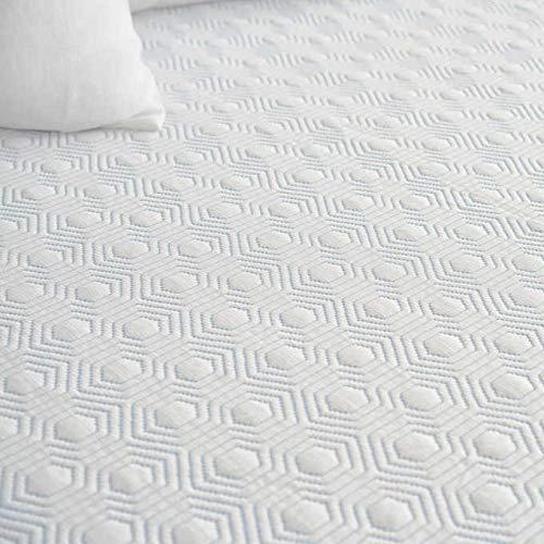 Novaform Gel Memory Foam 3 Inch Mattress Topper - Cal King (Nova Form Gel Memory Foam)