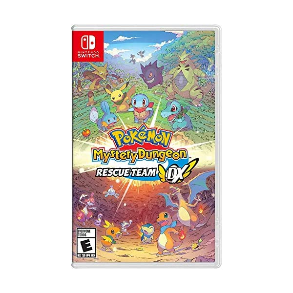 Pokémon Mystery Dungeon: Rescue Team DX  Twister Parent
