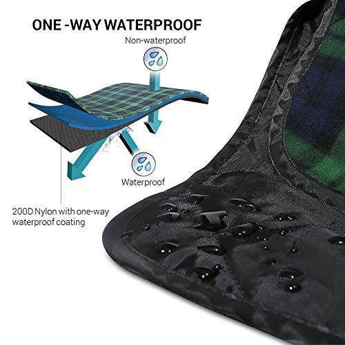 KAMUI waterproof picnic blanket