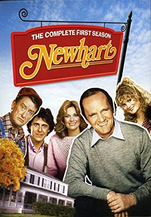 Amazoncom Newhart The Complete First Season Steven