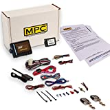 Complete Remote Start Kit with Keyless Entry For 2003-2007 Honda Accord -Includes Bypass Module and (2) 5 Button Remotes
