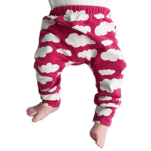 MIOIM Infant Baby Toddler Unisex Boys Girls Cloud Trousers Leggings Pants Tights