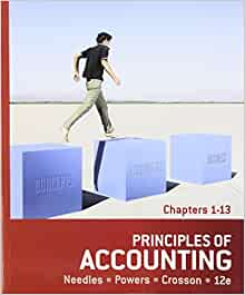 principles of accounting chapters 1 13. Black Bedroom Furniture Sets. Home Design Ideas