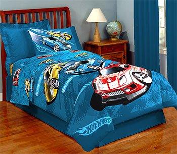 Genial Hotwheels Racing Twin Comforter   Race Car Bedding Twin Single Bed