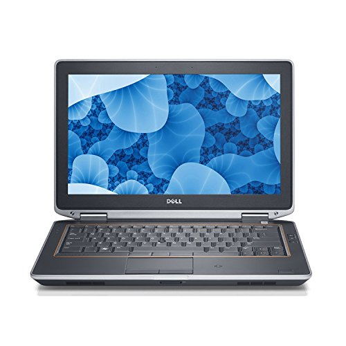 Dell Latitude E6320 Intel Core i5 2520m 2.5GHz 4GB DDR3 Ram 120GB Solid State Drive Windows 10 Professional (Renewed) (Dell Netbook)