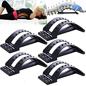 Chonlakrit 2017 New Back Massage Magic Stretcher Fitness Equipment Stretch Relax Mate