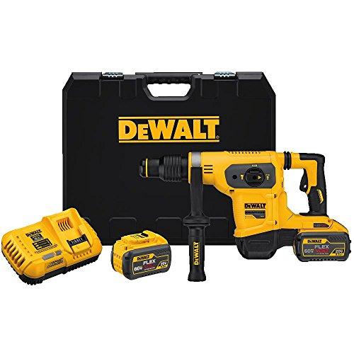 DEWALT DCH481X2 SDS MAX 60V 1-9/16