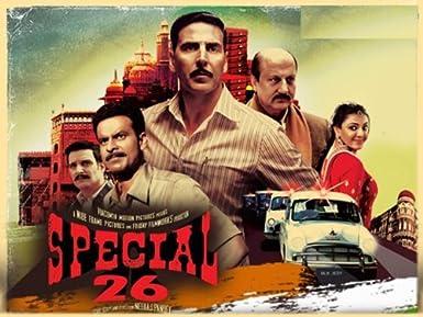 Amazon.com: Special 26 - Dvd (Hindi Movies Bollywood Movies) Dvd ...