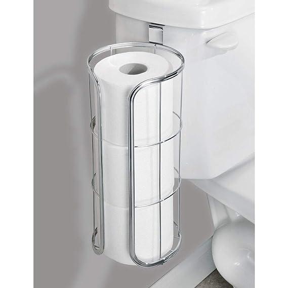 Amazon.com: mDesign - Portarrollos de papel higiénico ...
