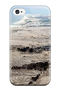 Hot Awesome Japan Tsunami Earthquake March 2010 Flip Case With Fashion Design For Iphone 4/4s