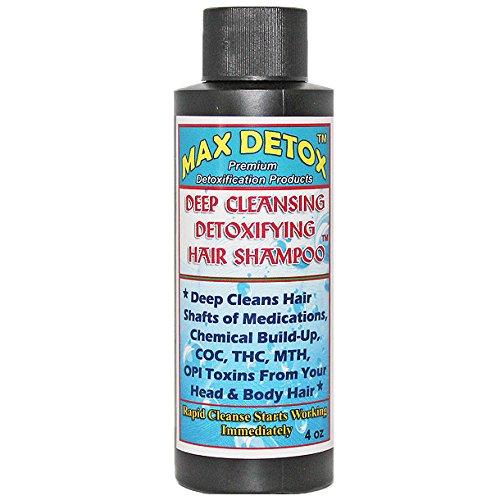MAX Detox - Detoxifying Hair Shampoo