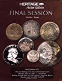 HNAI Dallas Online Session Catalog #451, Heritage Numismatic Auction, Inc., 1599671271