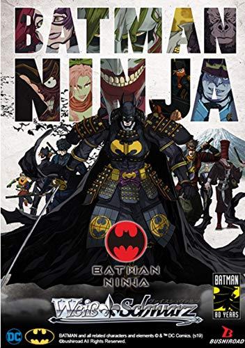 Bushiroad Weiss Schwarz: Trial Deck Plus - Batman Ninja