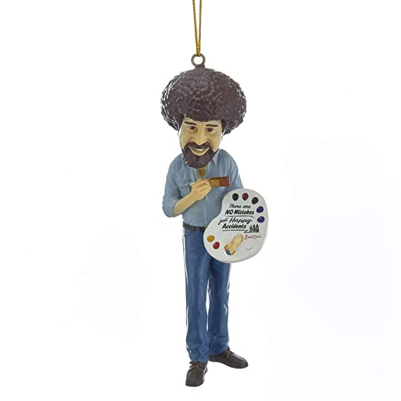 Kurt Adler Bob Ross