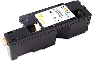 SPTC High Yield Compatible Dell E525W E525 525 Toner Cartridge (Yellow)