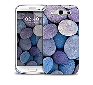 Blue Sea Rocks Samsung Galaxy S3 GS3 protective phone case