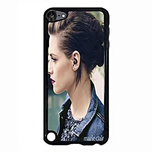 Well Defined Kristen Stewart Phone Case Cover For Ipod Touch 5th Generation Profile Of Kristen Stewart
