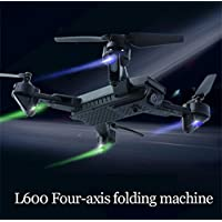 Fiaya L600 WiFi FPV 0.3MP Optical HD Camera 2.4GHz 6 Axis Foldable RC Quadcopter Selfie Drone