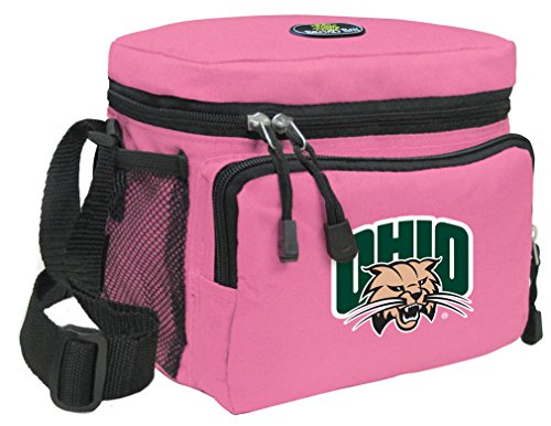 Broad Bay Ohio University Lunch Bag Womens & Girls Ohio Bobcats Lunchboxes