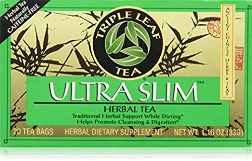 Ult Diet - Triple Leaf Tea Ultra Slim 20 Tea Bags