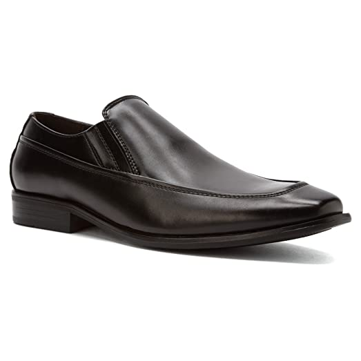 Rw By Robert Wayne Mens Fred Black - Loafers