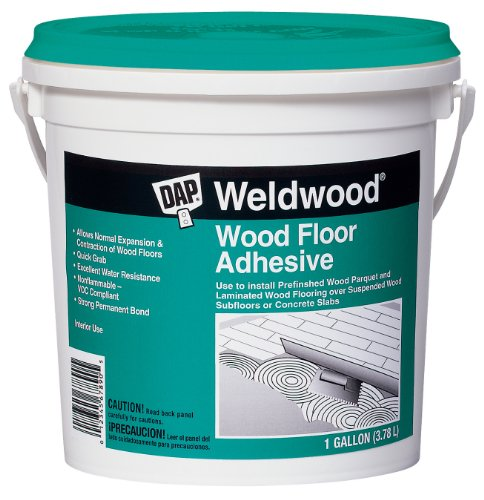 (Dap 25133 Weldwood Wood Floor Adhesive, Gallon)