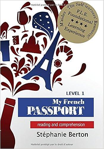 Livre My French Passport: Reading and Comprehension epub, pdf
