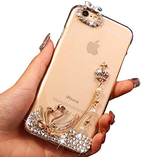 sunroyal-funda-transparente-para-apple-iphone-6-6s-47-bling-pc-diamante-funda-protector-bumper-slim-