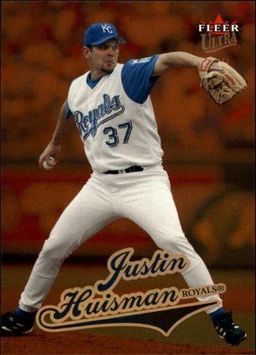 Rookie Card #368 Justin Huisman Near Mint/Mint ()