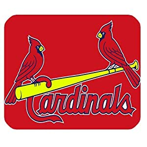 Cool MLB-St. Louis Cardinals Square Mouse Pad New Design
