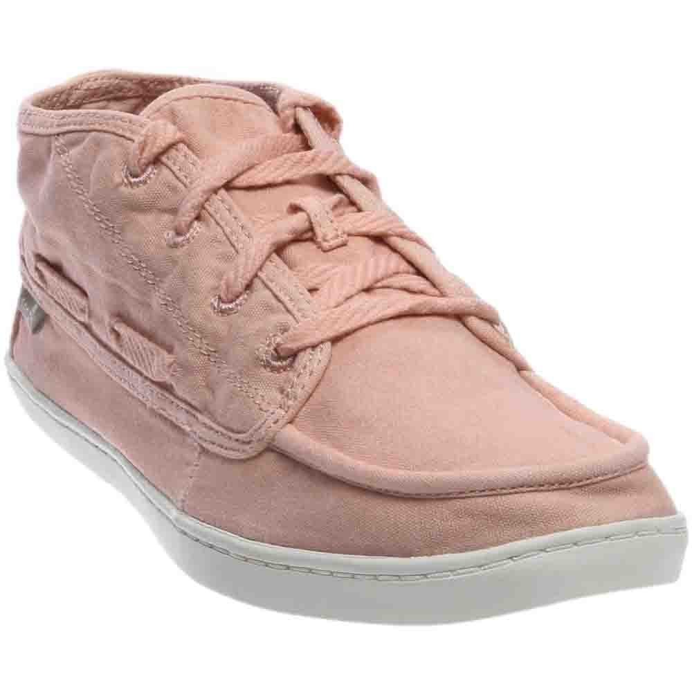 Sanuk Womens Vee K Shawn Chukka Boot Shell Size 7
