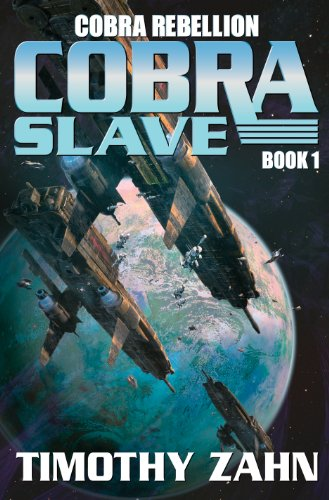 Cobra Slave (Cobra Rebellion Book 1)