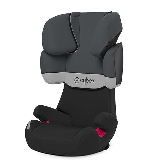 199 opinioni per Cybex 514116011 Silver Solution X, Seggiolino Auto per Bambini, Gruppo 2/3,
