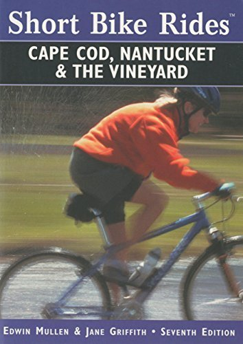 Short Bike Rides? on Cape Cod, Nantucket & the Vineyard, 7th (Short Bike Rides Series) - Mall Cod Cape Shopping