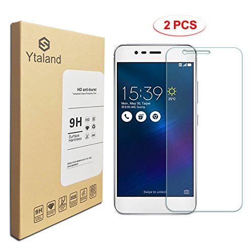Tempered Glass Screen Protector for Asus Zenfone 3 5.2 - 6