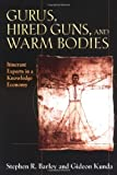 download ebook gurus, hired guns, and warm bodies: itinerant experts in a knowledge economy pdf epub