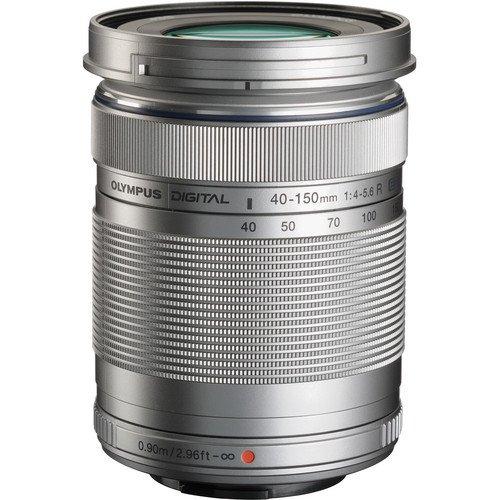 Olympus OM-D E-M10 Mark III (Mark 3) Digital Camera [Silver] + M.Zuiko Digital ED 14-42mm f/3.5-5.6 EZ Lens (Silver) + M.Zuiko Digital ED 40-150mm f/4.0-5.6 R Lens (Silver) by Olympus (Image #3)