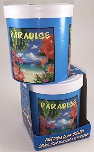 The Fridge Paradise Freezable Drink Cooler - 2 Pack