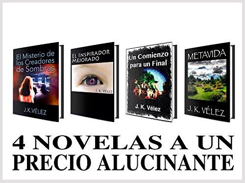 Amazon.com: 4 Novelas a un Precio Alucinante (Spanish ...