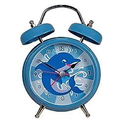 Streamline Clocks Dolphin Alarm Clock