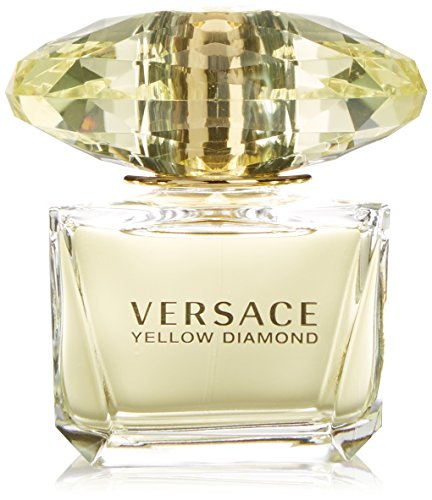 Versace Diamond Eau De Toilette Spray, Yellow, 3 - Yellow With