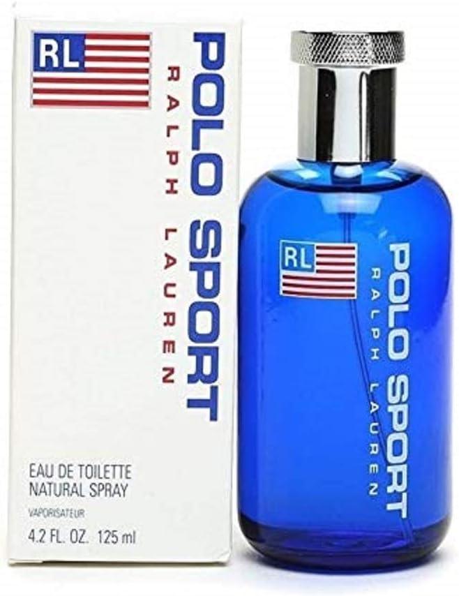 Polo Sport Eau De Toilette Spray - 125ml/4.2oz: Amazon.es: Belleza