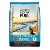 canidae food - CANIDAE Grain Free PURE Ocean Indoor Cat Dry Formula with Fresh Tuna, 10 lbs