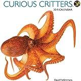 2015 Curious Critters Wall Calendar