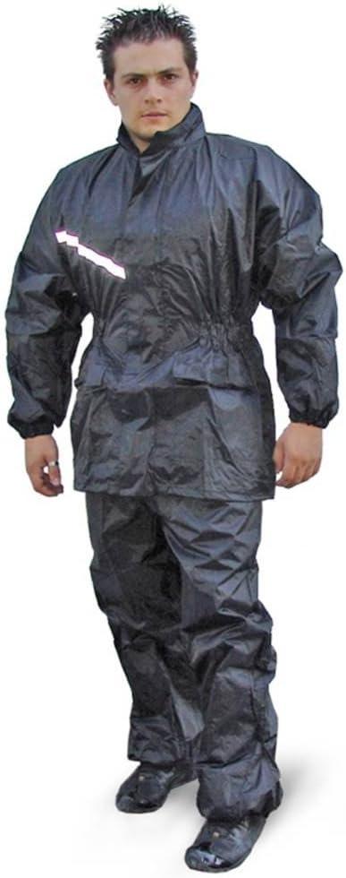 Regenkombi Wasserdicht Motorrad Regenanzug Kombi Anzug Regen Gr/ö/ße S bis XXL s