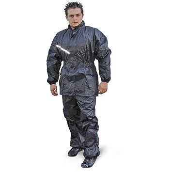 Traje impermeable combinado para lluvia, traje para moto