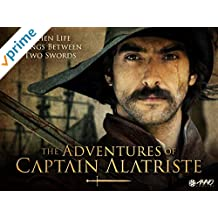 The Adventures of Captain Alatriste